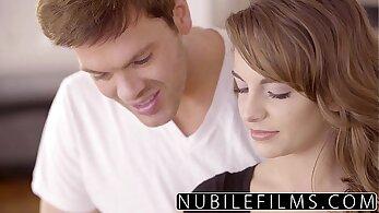 Erotic Irina Gets Facialized