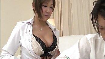Cock creampie from escort worker