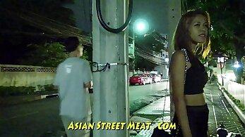 Thai lady loves big dicks