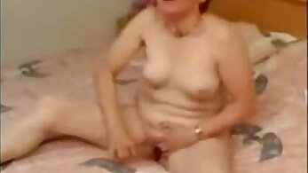 My Grandma And I Masturbating In our Hot Room