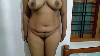 Abigails, a gorgeous busty Indian pussy whore with strong ass