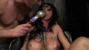 BDSM Video - Just Like Art Hardcore Domination