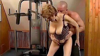 Checking Granny Gym Milk