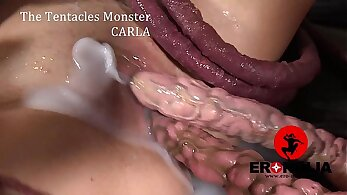 Delick is a big one eyed monster that loves using