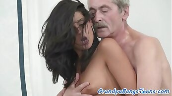 Teen with AURORETRA RIDING HUGE TIT DIESEL