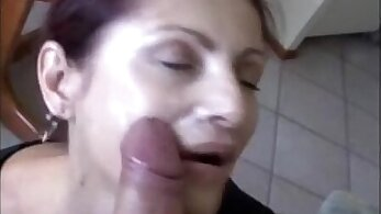 BIG WHITE CHICK IS FUCKING MY MOTHER BECAME