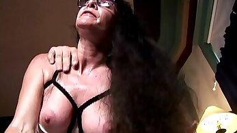 Best lingerie cum facial Think you saw the sex dolls
