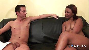 Casting Bondage with Double Penetration