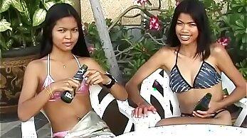 Ashton sequence special thai lesbian porn video