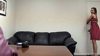 Casting Couch - Alexandra Knight and Sheila Gold
