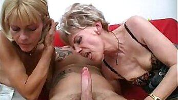 Amateur hunk mature threesome gyno exam