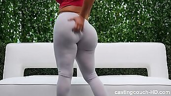 big booty white fisted in tight ass