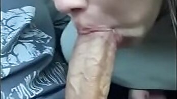 Blind blowjob cum woman When A Stranger Fucks A Small Guy