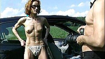 German anal masturbation pussy