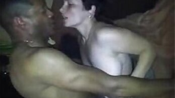 Cock Sucking Covert Wife Goes Wild on BBC For Husband