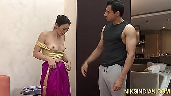 Busty Indian Hottie wants big dick in the ass