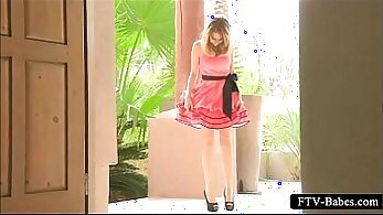 Blond whore Jasmine Thorne is happy to get her pussy nailed