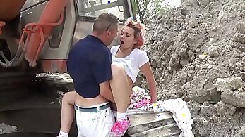 Appetizing gal rides her lovers big tool